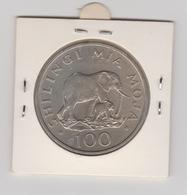 100 SHILLINGS 1985 - Tanzanía