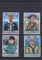 2007 - Gibraltar - YT N°1212 à 1215** - Europa-CEPT