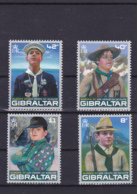 2007 - Gibraltar - YT N°1212 à 1215** - 2007