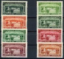 Grand Liban N°57 à 64. Série Complète De 8 Valeurs Neuves Sans Charnières ** (MNH), Cote 45€. Voir Description - Unused Stamps