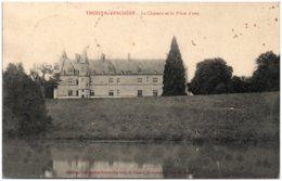 21 THOISY-la-BERCHERE - Le Chateau Et La Pièce D'eau - Autres Communes