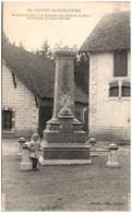 21 THOISY-la-BERCHERE - Monument élevé à La Mémooire Des Enfants Du Pays Morts Pour La Patrie 1914-1918 - Autres Communes