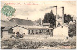 21 LACANCHE - Les Usines, La Fonderie - Autres Communes