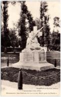 """21 LACANCHE - Monument """"Aux Enfants De Lacanche, Morts Pour La Patrie"""" - Autres Communes"""