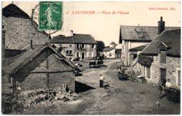 21 LACANCHE - Place De L'usine - Autres Communes