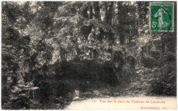 21 LACANCHE - Vue Sur Le Parc Du Chateau De Lacanche - Autres Communes