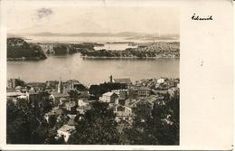 Sibenik, Sebenico (Croazia, Ex Jugoslavia) Scorcio Panoramico, Panoramic View, Vue Panoramique - Croatie