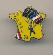 COUPE 93 - Paracadutismo
