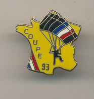 COUPE 93 - Paracaidismo