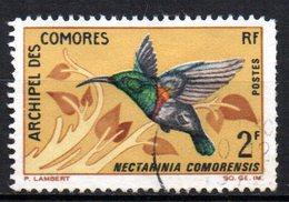 Col 14 /  Comores  N° 41 Oblitéré  Cote   2,50 € - Komoren (1950-1975)