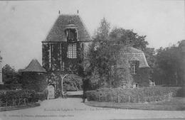 Environs De L'Aigle Et Verneuil : Les Bois Francs, Le Vieux Chateau - Frankreich