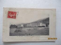 CPA Cpsm VAR 83 TOULON 1912 - CP GRAVURE AVEC CUVETTE VG CASERNE STE SAINTE-ANNE CÔTE D'AZUR - ED FF BE - Toulon