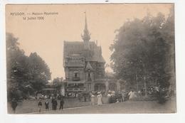 MEUDON - MAISON MEXICAINE - LE 14 JUILLET 1906 - 92 - Meudon