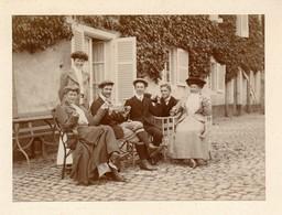 KOPSTAL Rodenhof 1907 - Famille Van Dievoet Leclercq Photo Originale Luxembourg - 17 - Sonstige
