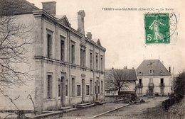 """VERREY SOUS SALMAISE """"La Mairie"""" - Autres Communes"""