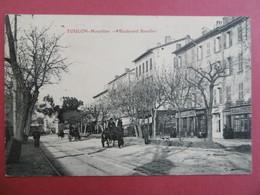 TOULON - MOURILLON  ( 83 ) Boulevard BAZEILLES - Toulon