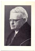 Devotie Doodsprentje Overlijden Pater Hoogleraar Eligius J. Norbert Buytaert - Haasdonk 1913 - Leuven 1975 - Décès