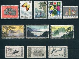 (Cina160) Cina Stamps Lotto - Collections, Lots & Séries