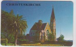 #07 - NAMIBIA-17 - CHRISTUSKIRCHE - Namibia