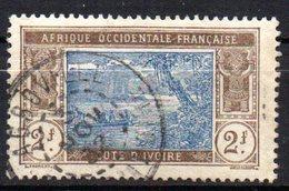 Col 14 /  Cote D' Ivoire  N° 56  Oblitéré  Cote   2,50 € - Côte-d'Ivoire (1892-1944)