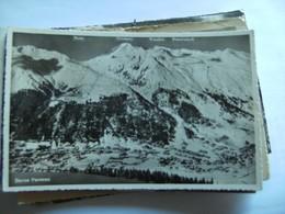 Zwitserland Schweiz Suisse GR Graubünden Davos Parsenn Schnee - GR Grisons