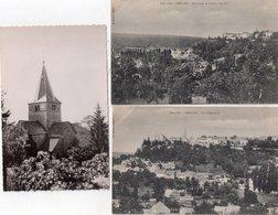 """FROLOIS """"Lot De 3 Cartes"""" - Autres Communes"""