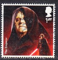 2015 GB -  Star Wars (1st Issue) - The Emperor Used SG3765 - 1952-.... (Elizabeth II)