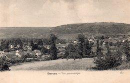 """DARCEY """"vue"""" - Autres Communes"""