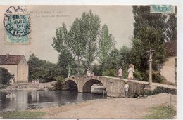 """LES LAUMES """"Pont Des Romains"""" - Frankreich"""