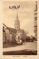 DEPT 68 : édit. Braun N° 817 : Soutz La Place - Soultz