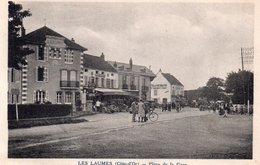 """LES LAUMES """"Place De La Gare"""" - Autres Communes"""