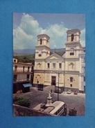 Cartolina Formato Grande Non Viaggiata Avellino Mugnano Del Cardinale Santuario S. Filomena Auto Fiato 500 600 Autobus - Avellino