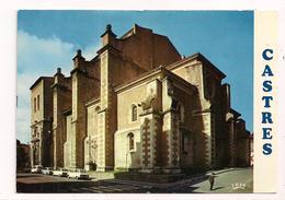 Castres: La Cathédrale Saint-Benoit, Véritable Musée D'art Religieux - Carte Neuve - - Castres