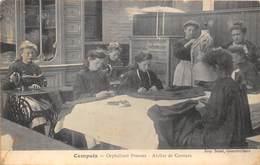 60-CEMPUIS- ORPHELINAT PREVOST- ATELIER DE COUTURE - France