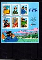 Blocs & Feuillets N° 109 **--Les Voyages De Tintin--2007-- Timbres N° 4051 à 4056 - Neufs