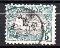 Col 14 /  Cote Des Somalis N° 56 Oblitéré Cote   3,75 € - Oblitérés