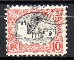Col 14 /  Cote Des Somalis N° 57 Oblitéré Cote   4,00 € - Oblitérés