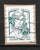 2013 - 860 Oblitéré - Marianne De Ciappa - France