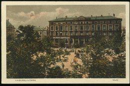 Kaiserslautern Markt 1920 Schmidt - Kaiserslautern