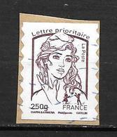2013 - 857 Oblitéré - Marianne De Ciappa - France