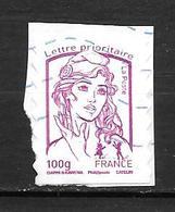 2013 - 856 Oblitéré - Marianne De Ciappa - France