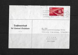 HEIMAT SOLOTHURN → 1947 Trachtenverband Des Kantons Solothurn Nach Olten - Suisse