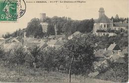 RUPT Le Château Et L' Eglise - France