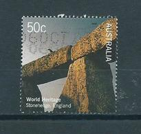 2005 Australia World Heritage Used/gebruikt/oblitere - 2000-09 Elizabeth II