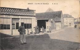 60-ANGY- LA RUE DE CLERMONT - France
