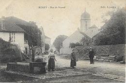 ROSEY Rue De Vesoul - Other Municipalities