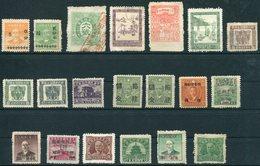 (Cina169) Cina Stamps Lotto - Collections, Lots & Séries
