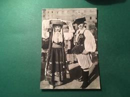 Cartolina Costumi Sardi - 1930 Ca. - Cartoline