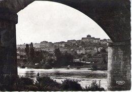 43 Retournac. Vue Prise Sous Les Arches Du Pont. Cpsm Grand Format - Retournac