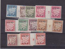 CONGO : N° T 11/10 * . 10 EX MILLÉSIMES . 1928 . - Unused Stamps